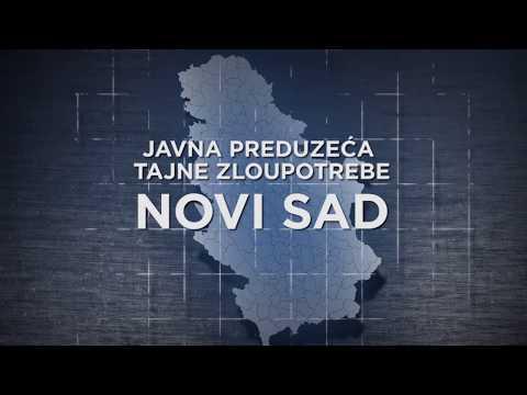 Javna preduzeća, tajne zloupotrebe - Novi Sad (PROMO)