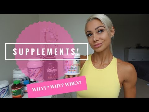 Weight loss pills - SUPPLEMENTS: What to take, Why to take, When to take! Lauren Simpson's FAT LOSS STACK!