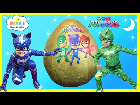 PJ MASKS GIANT EGG SURPRISE Toys for Kids