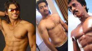 Exclusive | Tollywood Six Pack Heros |