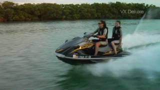 2. 2009 Yamaha VX Deluxe