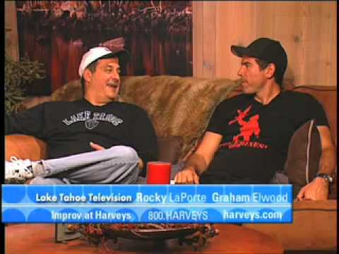 Rocky LaPorte & Graham Elwood on Howie's Late Night Rush
