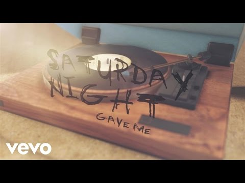Saturday Night Gave Me Sunday Morning (Lyric Video)