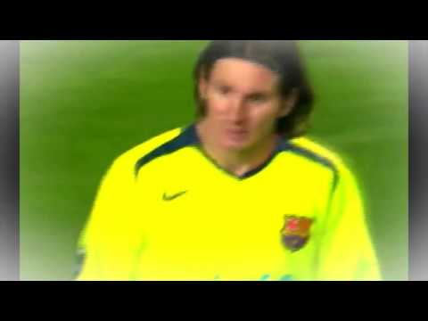 Liverpool Vs Barcelona 0 1   UCL 2006 2007   Goal & Full Highlights   YouTube