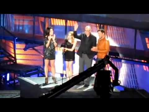 SCREAM 4 Trailer World Premiere leaked from 2010 Scream Awards.
