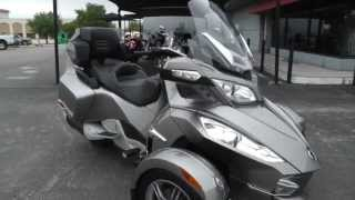 9. 2011 Can Am Spyder - Used Motorcycle For Sale