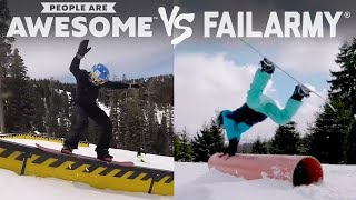 FailArmy Presents: People Are Awesome! Wins vs. Fails #3