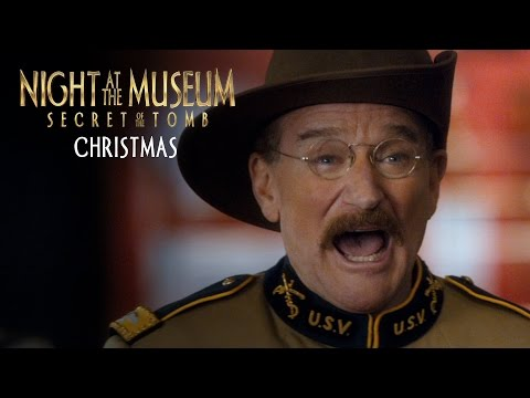 Night at the Museum: Secret of the Tomb Night at the Museum: Secret of the Tomb (TV Spot 'Jingle Bells')