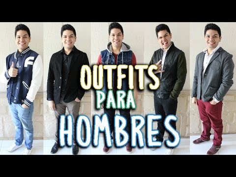 OUTFITS PARA HOMBRES #3
