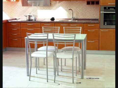 Mas rosello tarragona precio videos videos - Mesas y sillas para cocinas ...