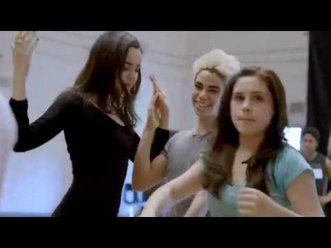 The Descendants - Behind The Scenes - Dance Rehearsal