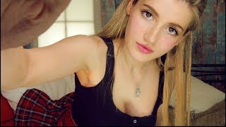 Video ASMR - I'll take YOU to BED!♥ - DIFFERENT ITEMS face MASSAGE! MP3, 3GP, MP4, WEBM, AVI, FLV April 2018