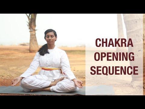 Chakra Opening Sequence | SRMD Yoga