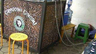Jakarta Street Food 333 Cappucino CinCau by CetarBucks Bunga Rampai TiVi 1780