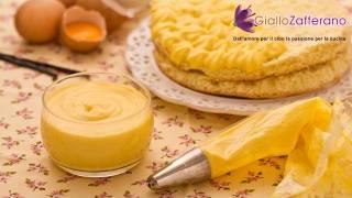Custard ( crema pasticcera ) recipe