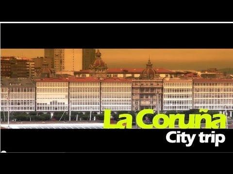 La Coruña in spain City trip