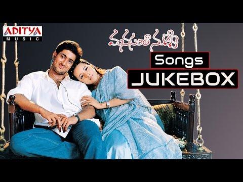 Video Manasantha Nuvve Full Songs Jukebox    Uday Kiran, Reema Sen download in MP3, 3GP, MP4, WEBM, AVI, FLV January 2017