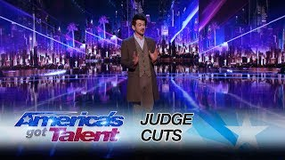 "The real life Sherlock Holmes is back and continues to blow the judges minds.» Get The America's Got Talent App: http://bit.ly/AGTApp» Subscribe for More: http://bit.ly/AGTSub» Watch America's Got Talent Tuesdays 8/7c on NBC!» Watch Full Episodes Free: http://bit.ly/AGTFullEpisodes» See Howie Join a Dance Troupe!: http://bit.ly/2r6yU0yAMERICA'S GOT TALENT ON SOCIALLike AGT: https://www.facebook.com/agtFollow AGT: https://twitter.com/agtAGT Tumblr: http://nbcagt.tumblr.com/AGT Instagram: http://instagram.com/agtIn season 12, NBC's America's Got Talent follows Simon Cowell, Heidi Klum, Mel B and Howie Mandel in their talent search, showcasing unique performers from across the country. Find America's Got Talent trailers, full episode highlights, previews, promos, clips, and digital exclusives here. NBC ON SOCIALLike NBC: http://Facebook.com/NBCFollow NBC: http://Twitter.com/NBCNBC Tumblr: http://NBCtv.tumblr.com/NBC Pinterest: http://Pinterest.com/NBCtv/NBC Google+: https://plus.google.com/+NBCYouTube: http://www.youtube.com/nbcNBC Instagram: http://instagram.com/nbcABOUT AMERICA'S GOT TALENTWith the talent search open to acts of all ages, ""America's Got Talent"" has brought the variety format back to the forefront of American culture by showcasing unique performers from across the country. The series is a true celebration of the American spirit, featuring a colorful array of singers, dancers, comedians, contortionists, impressionists, jugglers, magicians, ventriloquists and hopeful stars, all vying for their chance to win America's hearts and the $1 million prize.Colin Cloud: Mind Reader Amazes Mel B and Howie Mandel - America's Got Talent 2017https://youtu.be/gdOeJai_xEcAmerica's Got Talenthttp://www.youtube.com/user/americasgottalent"
