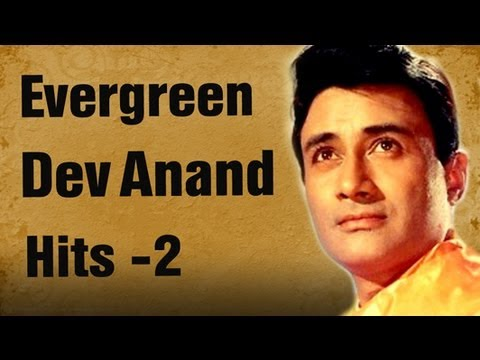 Best of Dev Anand Songs (HD) | Jukebox 2 | Top 10 Evergreen Dev Anand Hits | Old Is Gold