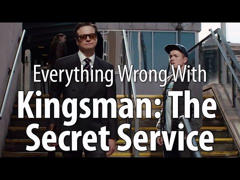 Everything Wrong With Kingsman: The Secret Service -Deja Vu
