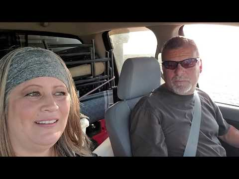 Getting Out Of Quartzsite, imperial Sand Dunes RV Living And Travel Vlog