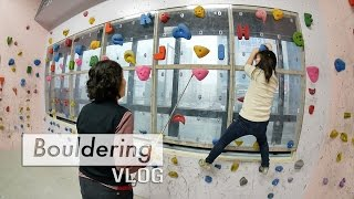 Training with Climbing Circuit Boards by Bouldering Vlog