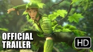 Epic Official Trailer (2013) 3D Movie HD