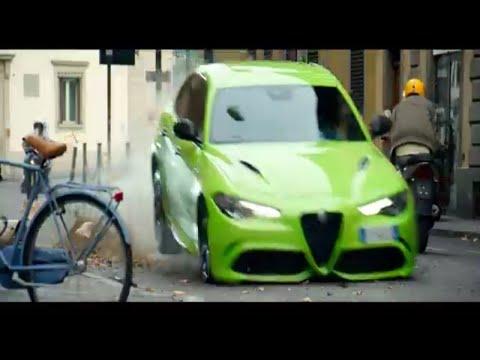 6 Underground - Alfa Romeo Giulia Quadrifoglio