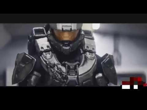 Eminem - Till I Collapse - Halo 4 (видео)