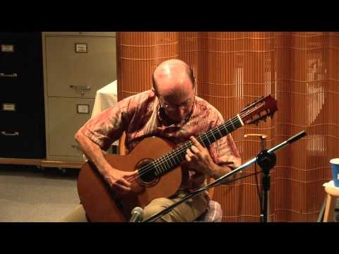 Carlos Barbosa - Carlos playing 'Batuki' at the home of Mason Williams (Classical Gas). May 25, 2012 Acclaimed as one of the world's leading guitar masters, Carlos Barbosa-Li...
