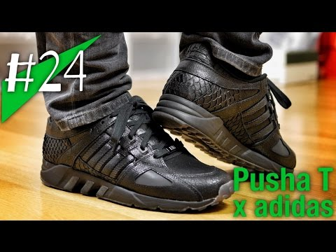 #24 - Pusha T x adidas EQT Guidance