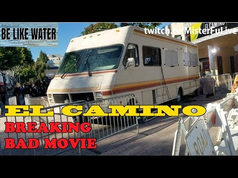 El Camino (BREAKING BAD MOVIE) - How EXCITED are YOU?!!!