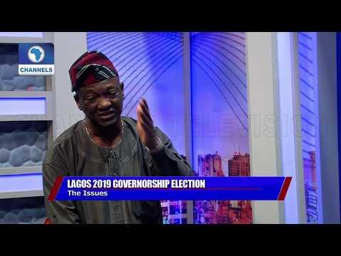 Lagos Is Still Run Like A Private Company - Jimi Agbaje |Politics Today|