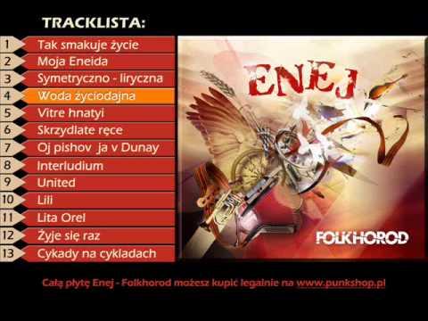 Tekst piosenki Enej - Woda życiodajna po polsku
