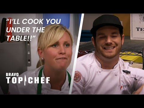 Top Chef Outbursts In The Kitchen (Mashup) | Top Chef