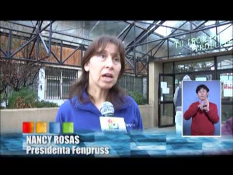 FENPRUSS REGIONAL DENUNCIA FALTA DE MATRONAS