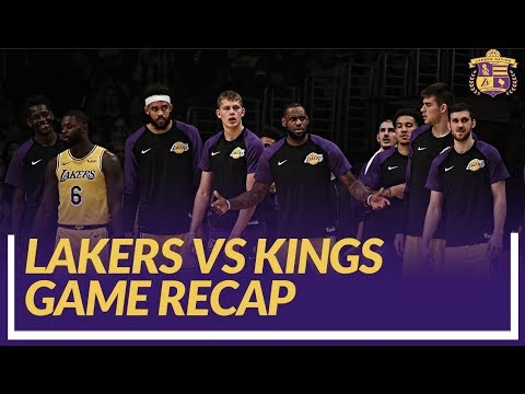 Video: Lakers Nation Game Recap: Lakers Take the Win Against The Sacramento Kings