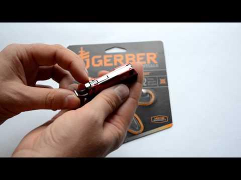 Відеоогляд Gerber Dime Micro Tool Black