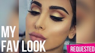 Video TOP REQUESTED! My Signature Look! | مكياجي اليومي المفضل! MP3, 3GP, MP4, WEBM, AVI, FLV April 2018