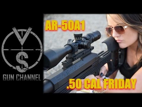 50Cal Friday – VSO Gun Channel