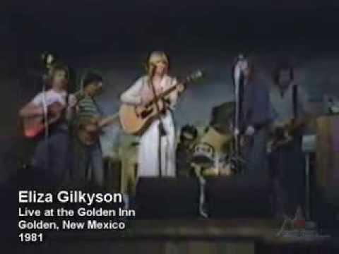 Eliza Gilkyson at the Golden Inn - 1981