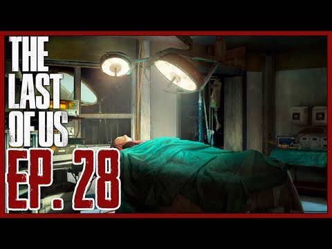 SYKEHUSBESØK - Episode #28 - Norsk The Last of Us Playstation 4 Let's Play