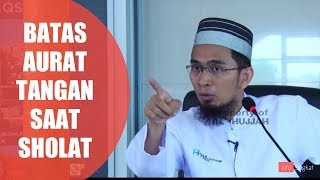 Video Batas Aurat Tangan (Akhwat) Saat Sholat | Ustad Adi HIdayat,LC,MA MP3, 3GP, MP4, WEBM, AVI, FLV September 2018