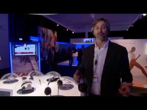 Philips  O'Neill nueva gama de auriculares en IFA