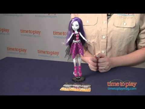 Monster High Ghouls Alive Spectra Vondergeist from Mattel