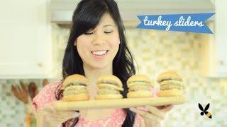 Turkey Sliders - Honeysuckle Catering