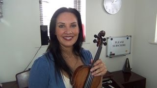 Download Lagu 7 Ways NOT to Hit Other Strings & Sound Scratchy on the Violin Mp3