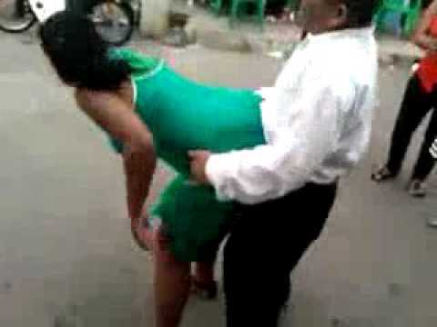 70 Years Old Man Adult Dance With Girl On Road Funny Dance