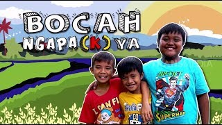 Video [FULL] BOCAH NGAPA(K) YA  (23/02/19) MP3, 3GP, MP4, WEBM, AVI, FLV Maret 2019