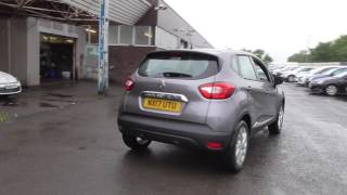 Video Renault Captur 0.9 TCE 90 Dynamique Nav 5dr U44271 MP3, 3GP, MP4, WEBM, AVI, FLV Oktober 2017